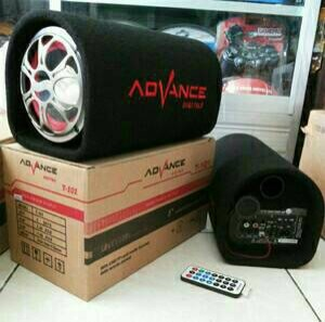 harga SPEAKER AKTIF SUBWOFER ADVANCE 5 IN SUARA BASS Tokopedia.com