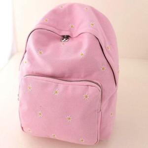 harga Summer Flowers Backpack Korean Style Tas ransel wanita import Tokopedia.com
