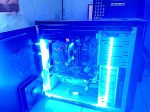 harga CPU DDR3 Core2Quad Q9400 setara i5, RAM 8GB, VGA 256BIT, HDD 320GB Tokopedia.com