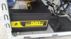 harga Corsair HX 520W Modular (CMPSU - 520HX) 80 Plus Tokopedia.com