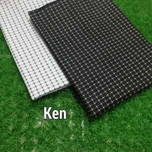 Bahan katun (segiempat uk 115x115, Pashmina uk 175x55)