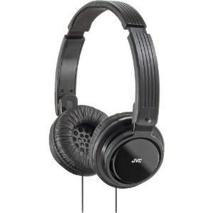 JVC Headphones Riptidz Series HA-S200 Black