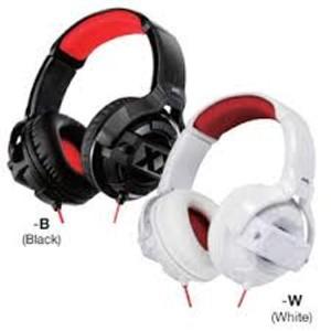 JVC Headphones Xtreme Xplosives HA-M55X Hitam