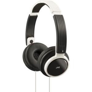 JVC Headphones Riptidz Series HA-S200 White