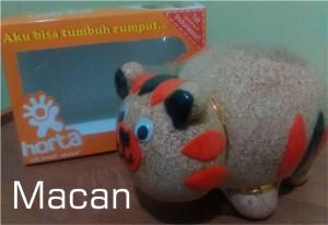 Boneka Horta Macan