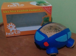 Boneka Horta Mobil