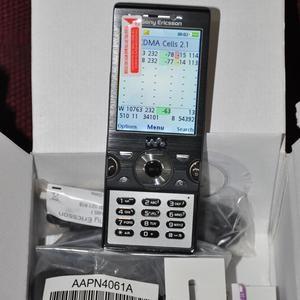 Handphone TEMS w995 warna MERAH