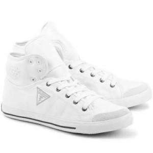 harga Sepatu Guess Casual Sneakers Middle Original Tokopedia.com