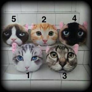 harga Bantal Karakter kucing Tokopedia.com