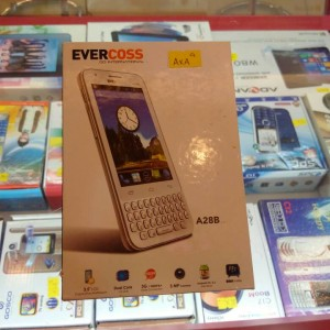 harga handphone android qwerty murah evercoss a28B 3.5 inch Tokopedia.com