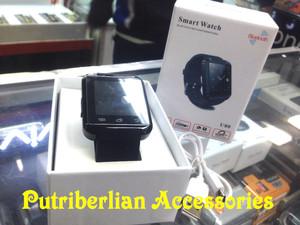 Smart Watch U80 / Jam tangan Sport / Jam Tangan Pintar