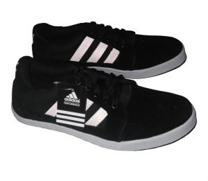harga Sepatu Adidas Goodyear 02 Hitam Lis Putih Tokopedia.com