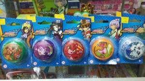 harga Yoyo AULDEY Blazing Teens Legendary Warriors mainan yoyo Tokopedia.com