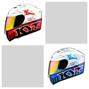 Helm KYT RC Seven / RC 7 / RC7