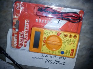 harga Multi Tester Mini Digital (Alat Ukur Arus) Tokopedia.com