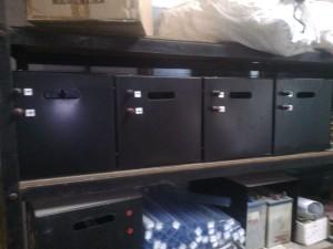 Accu Box / Batteray Bank / Casing Accu Untuk UPS KC Series
