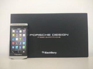 BlackBerry Porsche Design P9982 Mulus & Lengkap