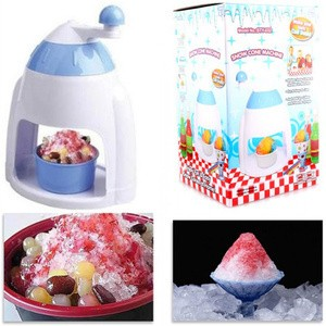 Snow Cone Machine Alat Mesin Serut Serutan Es campur Ice Portable