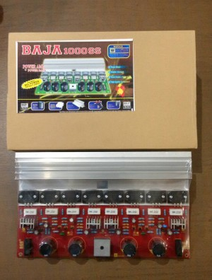 Kit Power Ampli Baja 1000 ss