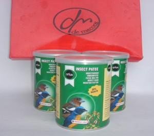 Insect Patee, Versele-Laga (Pakan Burung Instan Serangga) 200gr