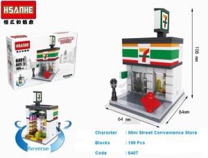 Hsanhe - 6401 - Building - Convenience shop