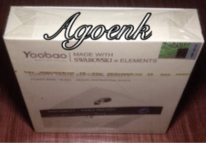 PowerBank yoobao Swarovski yb-651 7800mAh original 100%