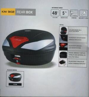 Box Motor KMI 902 (Super Jumbo)