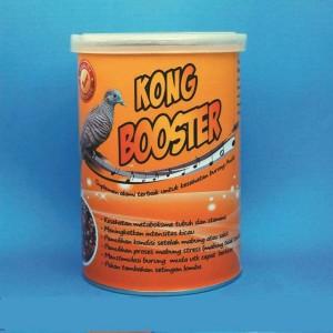 Kong Booster ( Suplemen Makanan Perkutut, Derkuku, dan sejenisnya )