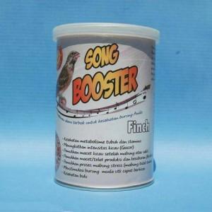 harga Song Booster Finch  ( Pakan Suplemen Burung Finch, Blackthroat dll ) Tokopedia.com