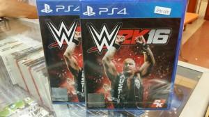 harga DVD PS4 W2K16 REG 3 Tokopedia.com