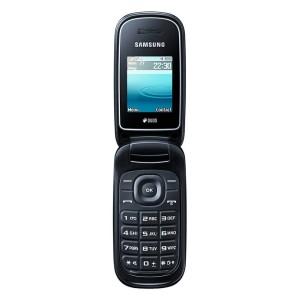 Samsung caramel GT-E1272 Dual SIM Black