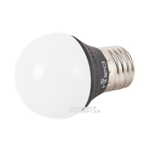 HiLed Bohlam Led DC Bulb 3W 12V E27 - White