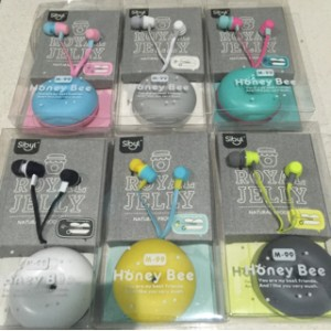 HANDSFREE / HEADSET DONAT CANDY