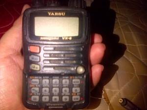 harga ht yaesu vx-6r vhf dan uhf dualband Tokopedia.com