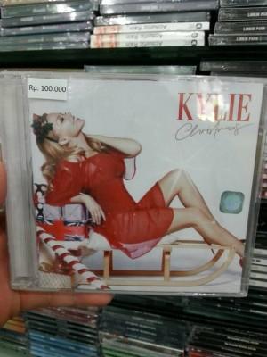harga CD KYLIE MINOGUE - KYLIE CHRISTMAS Tokopedia.com