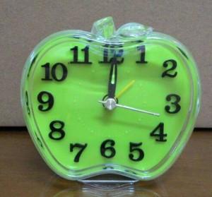 harga jam meja alarm weker apel 183 Tokopedia.com