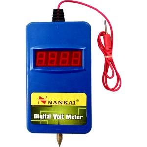 Tester Aki / Accu Motor / Mobil Digital Kecil - Perkakas Tool NANKAI