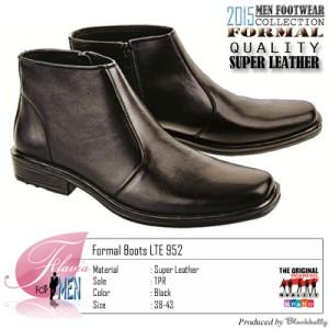 Jual sepatu pantofel formal pria kulit kantor hbf 153 cek harga di ... 083c662b51