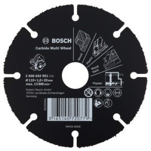harga Carbide Multi Wheel for Angle Grinder and Marble Cutter Bosch Tokopedia.com