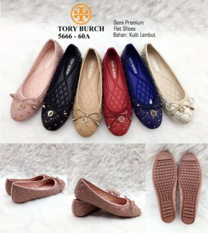 Flat Shoes Tory Burch