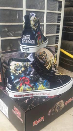Vans SK8 Iron Maiden