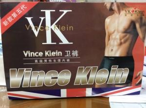 Vince Klein / vakao iklan / celana dalam pria