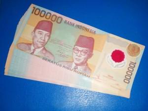 harga Uang lama 100 rb Soekarno-Hatta Polymer Tokopedia.com