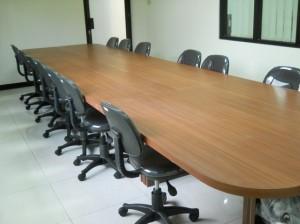 Jual Meja Rapat Besar Big Conference Table Meja Rapat Plus