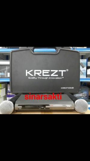 Mic wireless Krezt KX 8828H