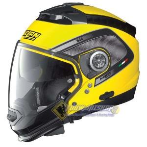 Helm Nolan N44 Tech Cab Yellow, model bisa diubah ubah terlaris