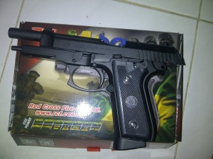 harga Baretta M92 (AIRGUN) RCF Tokopedia.com