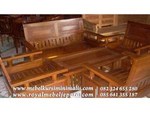 Meja Tamu Ruang Minimalis Kursi Murah