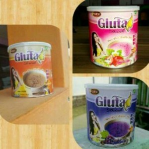 gluta drink kaleng