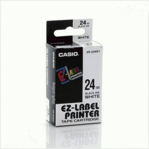 EZ Label Tape Printer Casio 24 mm